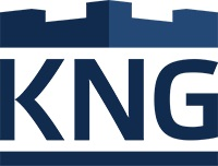 Kng blue logo